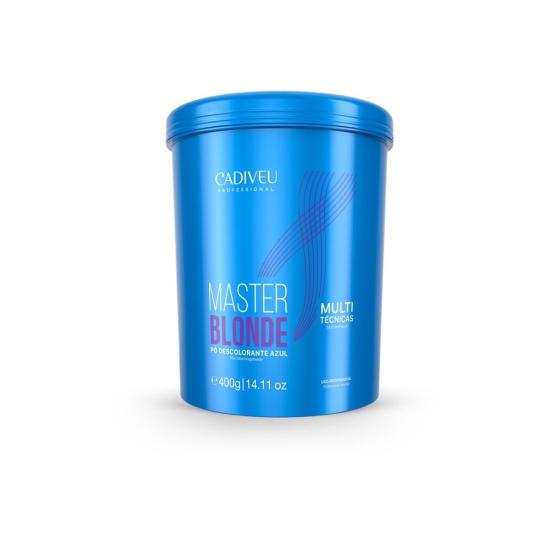 Master Blonde: Осветляющая пудра 400 ml