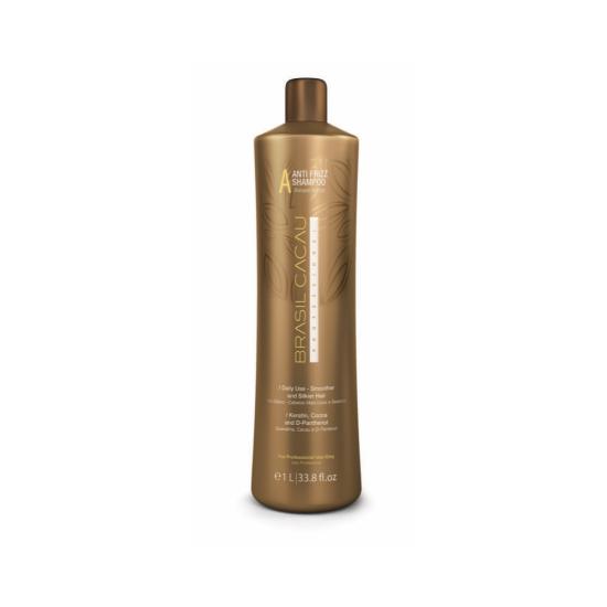 Brasil Cacau Anti Frizz Shampoo: Шампунь для ежедневного ухода 1L